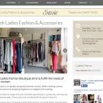 Sassie Boutique Website