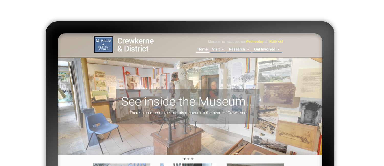 Crewkerne Museum website